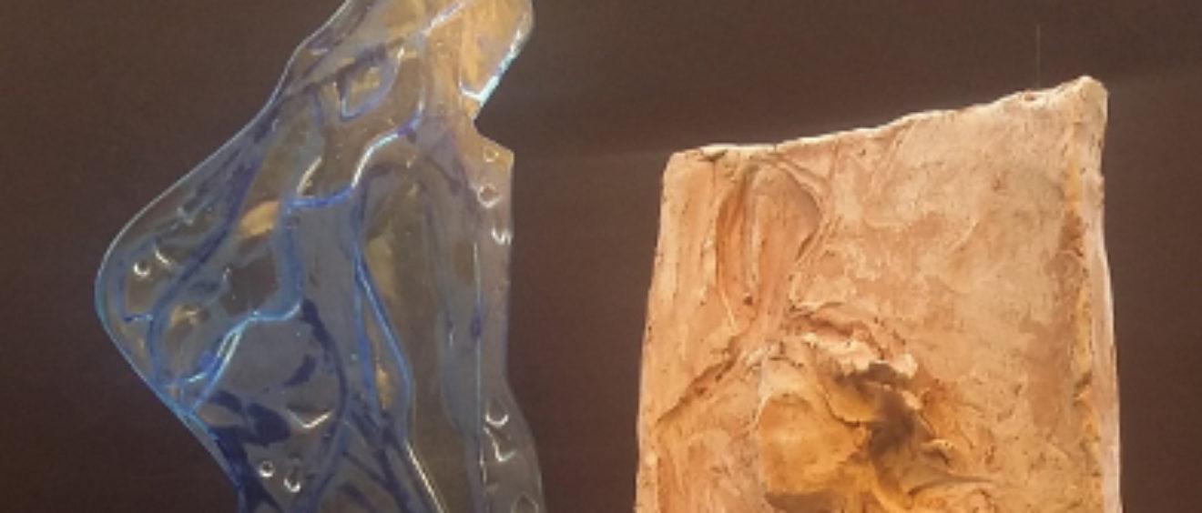 particolare dell'opera dello scultore di Pavia