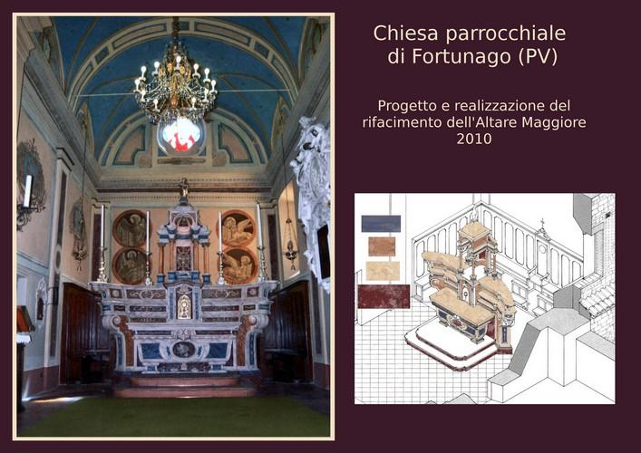 decorazioni e restauro Antonio De Paoli