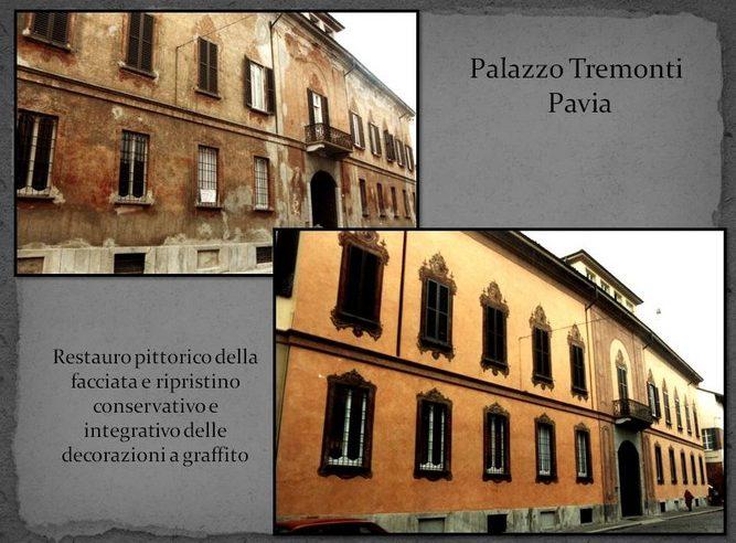 restauro e decorazioni Antonio De Paoli