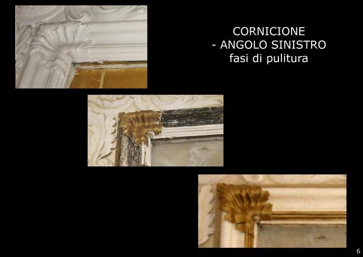 restauro decorazioni architettoniche