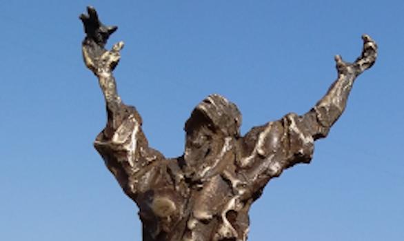 San Francesco a Piandarca -progetto del santuario all'aperto