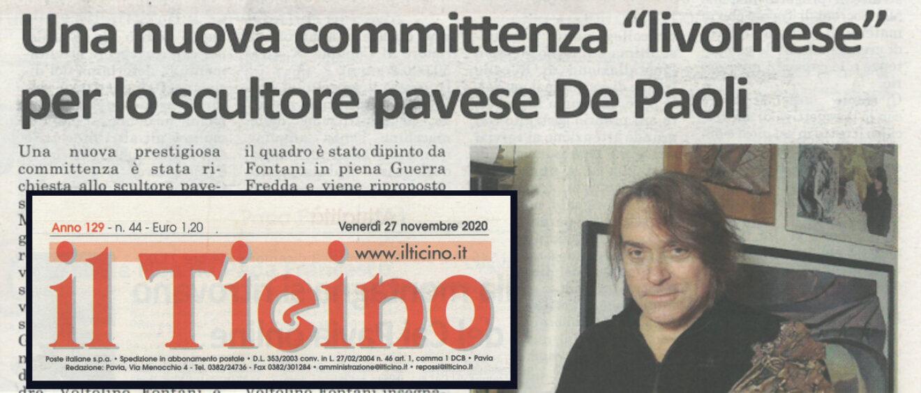 committenza livornese per De Paoli